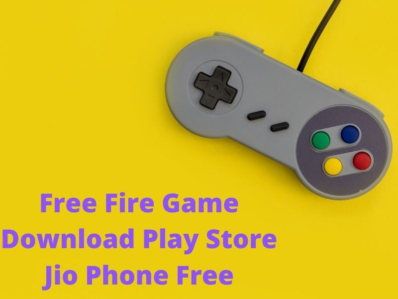 Free Fire Game Download Play Store Jio Phone
